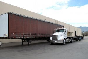 Flatbed Truck Services California Curtain Vans