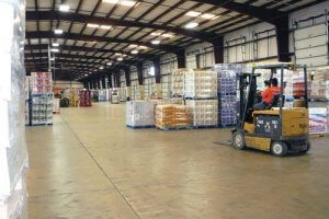Cross-docking Supply Chain Strategy