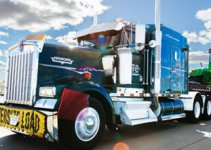 Flatbed Semi Truck Trailer Types