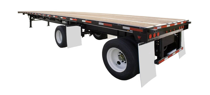 Standard Flatbed Trailers Flatbed Spread Axle