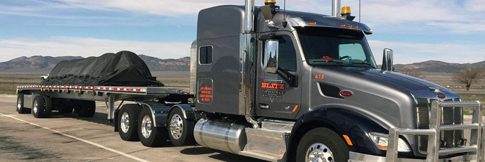 LTL Freight Flatbed Shipping Quotes