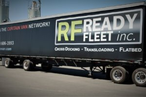 Curtain Trailer Shipping Ready Fleet
