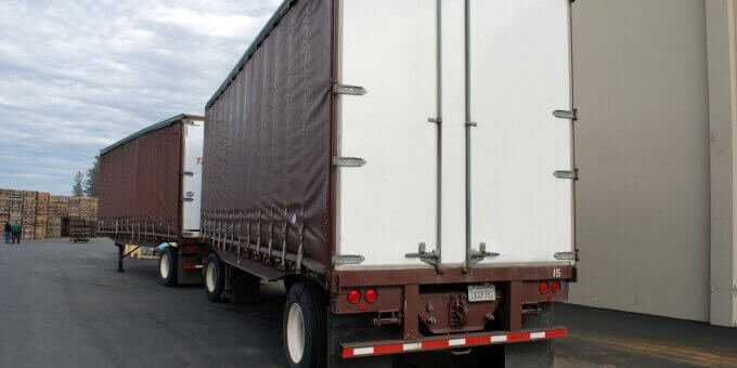 Flatbed Truck Services California Curtainside Trailers